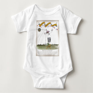 england football centre forward baby bodysuit