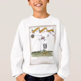 england football centre forward sweatshirt