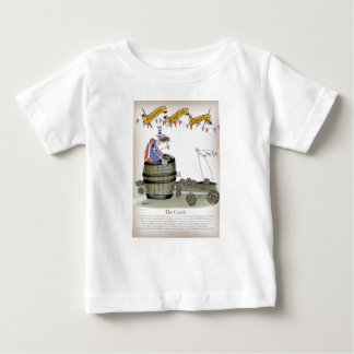 england footballing coach baby T-Shirt