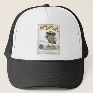 england goalkeeper trucker hat