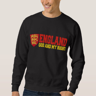England: God And My Right Sweatshirt