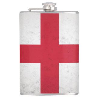 England Hip Flask