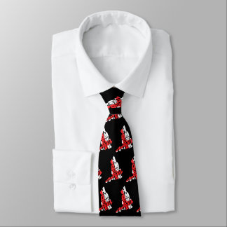 England Home of Football Soccer Tie
