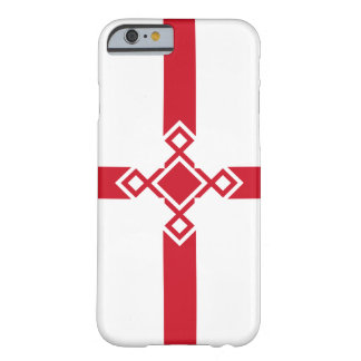 England iPhone Case - Anglo-Saxon Rune Cross