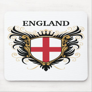 England [personalize] mouse mats