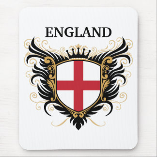 England [personalize] mouse pad