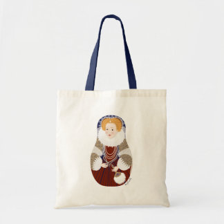 England Queen Elizabeth I Matryoshka Bag