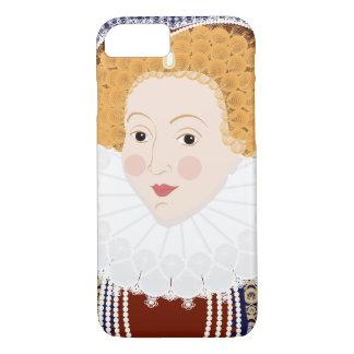 England Queen Elizabeth I Matryoshka Case