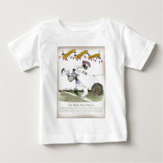 england right wing footballer baby T-Shirt