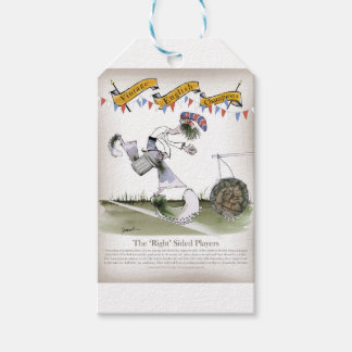 england right wing footballer gift tags