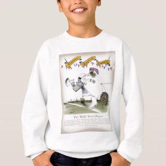 england right wing footballer sweatshirt
