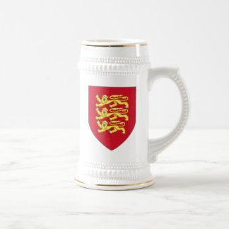 England Royal Arms Stein
