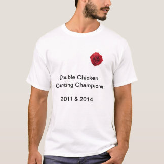 England Rugby Chicken Counters par excellence T-Shirt