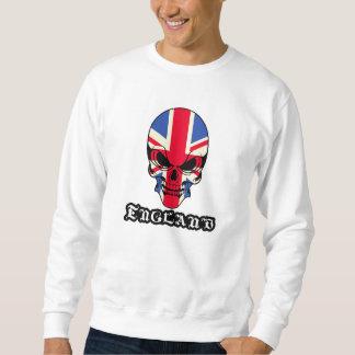 England Skull Sweatshirt