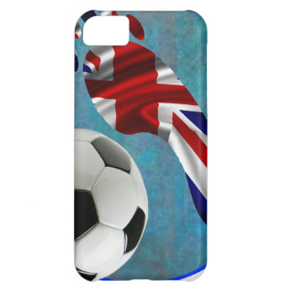 ENGLAND SOCCER BALL PRODUCTS iPhone 5C COVERS