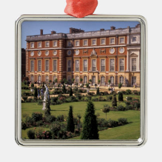 England, Surrey, Hampton Court Palace. Metal Ornament