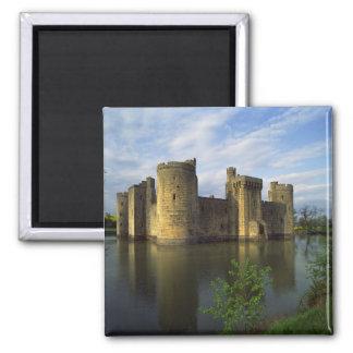 England, Sussex, Bodiam Castle Magnet