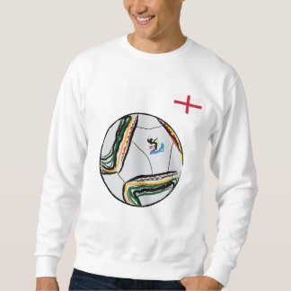 England Team Supporter World Cup 2010 Sweatshirt