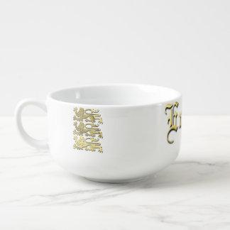 England   The Royal Arms Soup Mug