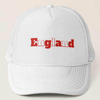 England Trucker Hat
