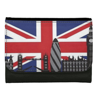 England UK - Leather Wallet