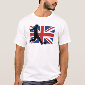 England UK Striker T-Shirt