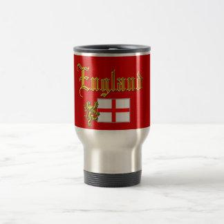 England UK Travel Mug