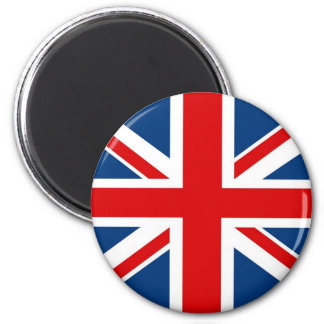 England Union Jack / British Flag Fridge Magnet