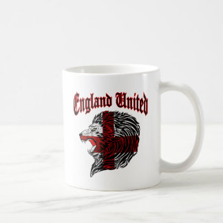 England university Ted Coffee Mug