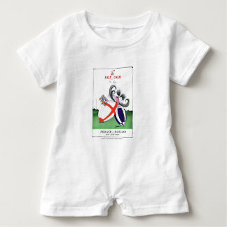 england v scoland rugby balls from tony fernandes baby romper