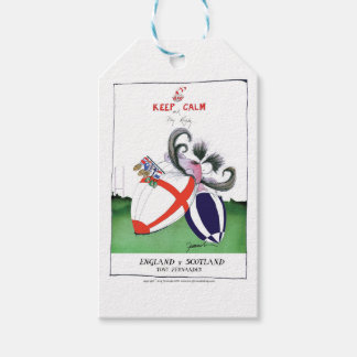 england v scoland rugby balls from tony fernandes gift tags