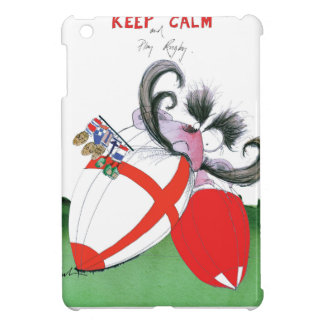 england v wales rugby balls from tony fernandes iPad mini cases