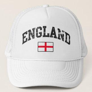 England Vintage Trucker Hat