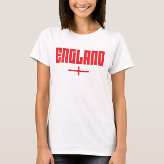 England Women's T Shirt