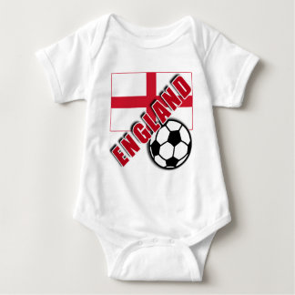 ENGLAND World Soccer Fan Tshirts