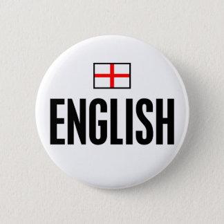 English 2 Inch Round Button