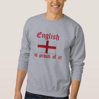 English And Proud Of It! Sweatshirt