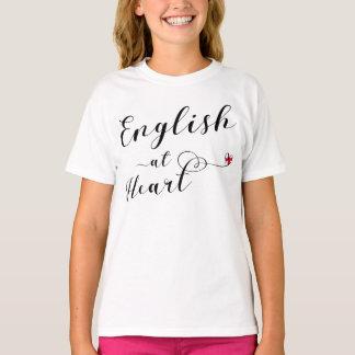 English At Heart Tee Shirt, England