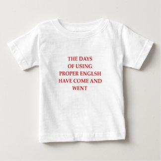 ENGLISH BABY T-Shirt