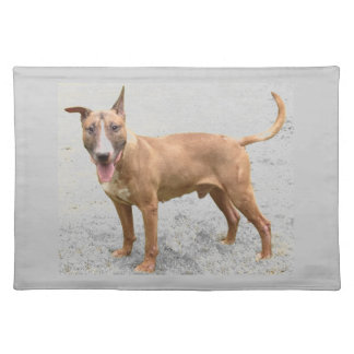 English Bull Terrier Placemats