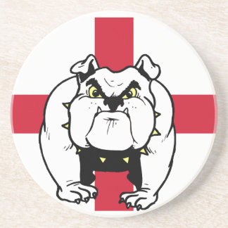 English Bulldog Coaster