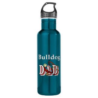English Bulldog Dad 710 Ml Water Bottle