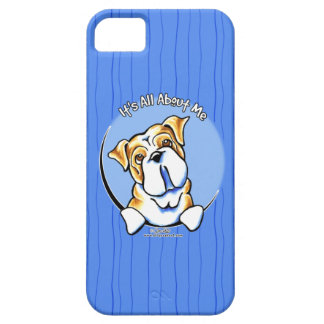 English Bulldog IAAM iPhone 5 Case