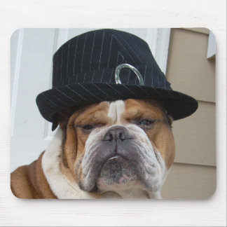English Bulldog Mousepad