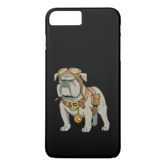 English BULLDOG PILOT iPhone 8 Plus/7 Plus Case
