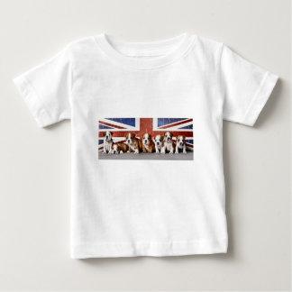 English bulldog puppies baby T-Shirt