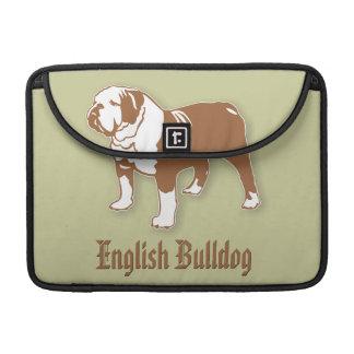 English Bulldog Sleeve For MacBook Pro