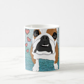English Bulldog Smug Mug