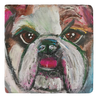 English Bulldog Trivet (You can Customize)