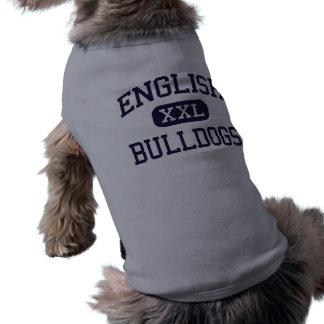 English - Bulldogs - High - Jamaica Plain Dog Shirt